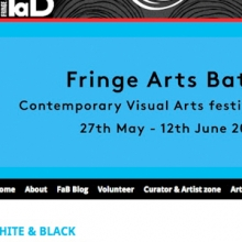 Group show: Fringe Arts Bath May 27 – June 12 2016