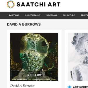 Sale: Saatchi Art online gallery, November 2014
