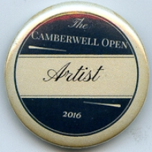 Group show: The Camberwell Open 2016, May 28 - June 16